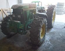 John Deere 6400 im teile  traktorpool Angebot