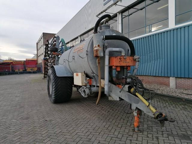 Kaweco 8400 liter