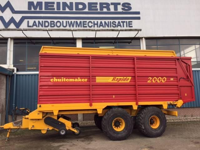 Schuitemaker Rapide 2000S