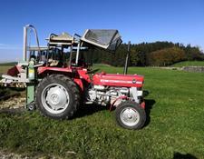 Massey Ferguson MF 133 traktorpool Angebot