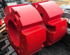 Fendt 1000kg Wheel Weights traktorpool Angebot