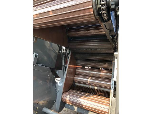 Claas Rollant 455 Foliebinding