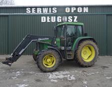 John Deere TRAKTOR 6400 TUR QUICKE Q 950 100KM 4X4 traktorpool Angebot